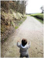 A long road like a long life by ashevaan