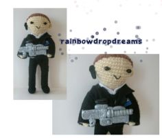 Agent Coulson by RainbowDropDreams
