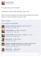 Hetalia FB: Waking Up Naked Next to Romano by FB-Hetalia-Roleplay