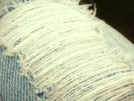 Ripped Denim by MunsenTheBiscuit69