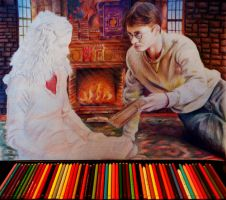 Harry Potter - Work in Progress by Alena-Koshkar