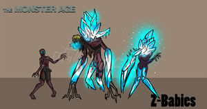 the Monster Age: Z-babies by alorix