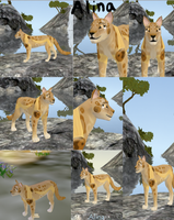 my Feral Heart preset by SoulCats