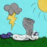 It's what my cutie mark is telling me (Elusive) by Sunset-at-Midnight