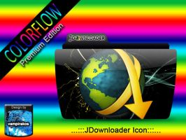 Colorflow JDownloader by vampirakos001