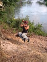 Dusty On The Rope Swing by kiki-454