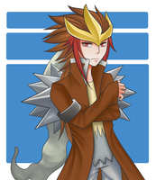 #244 Entei by shoucchi