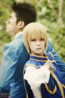 Kurapika - Hunter X Hunter by anriesato