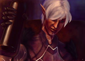 To You, Hawke by Luminela