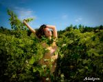 Christelle through the Grapevine by madlynx