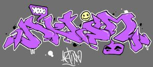 Aktim Digital Graffiti by AktimTheOne