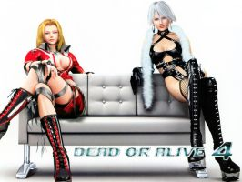 DoA 4 wallpaper by asesshyluver
