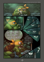 BBC in TMNT life - page 1 by SHAKUMl