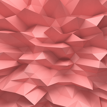 Pastel Polygon Background by MChChovanec