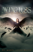 'Wingless Soul' - Book Cover by 3constellations