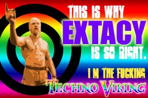 Techno Viking by MinotaurWars
