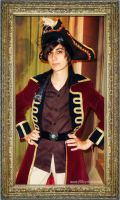APH: Pirate Romano by MoonyL00ny