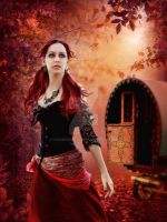 Gypsy Girl by pareeerica