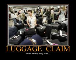 Luggage Claim by dburn13579
