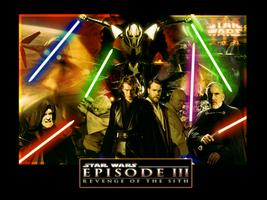 Star Wars Episode III by Couiche