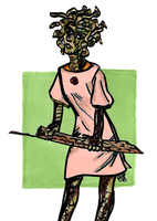 Gorgon by MWaters