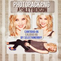 Packpng ashley benson by selectionerBoy