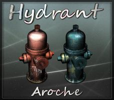 Hydrant by aroche