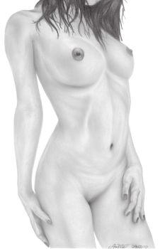Nude Study 11 by uk-grasshopper