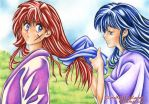 Pretty Pretty Kenshin Hair by ElvesAteMyRamen