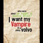 I want a vampire by aschrei