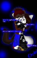 right here in my arms-colored by raven-the-hedgehog