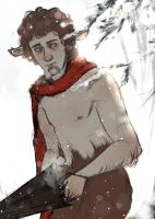 Mr. Tumnus by Nateyou