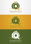 Quwayiyah university LOGO by AL-BATAL