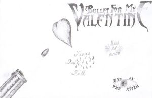 Bullet For My Valentine by HardyMooreonDeathbat
