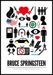 Bruce Springsteen by viktorhertz