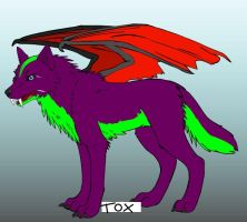 Tox Ref- Demon Forme by Jetago