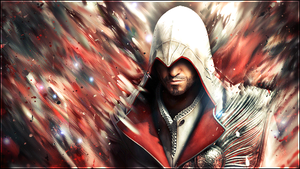 Assassins creed smudge sig by matrix2525