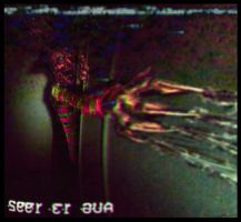 Freddy Krueger VCR by cinemamind