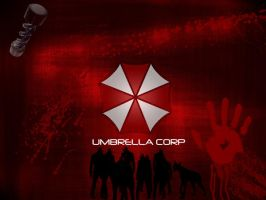 Resident Evil Wallpaper by ShiskaGod