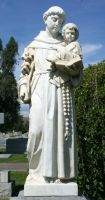 Mount Olivet Cemetery Saint Anthony 48 by Falln-Stock