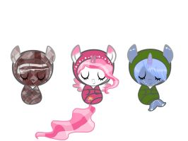 Baby filly adoptables by CutePetShop