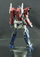 HG G-Exes  Ver. Prime [Battle Scuff] Rear by AlmightyElemento