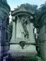 Tombe du Pere-Lachaise VI by Thelema001