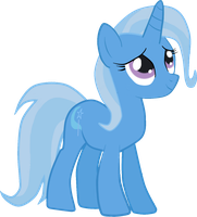 Sincere Great and Powerful Trixie by StarflashPony