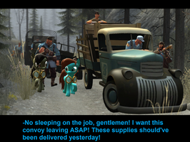 [Order Missions] The Convoy by Miel1994