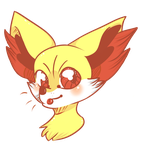 Fennekin by PakajunaTufty