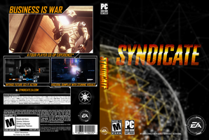 Syndicate Box Art - Remake by dadio46