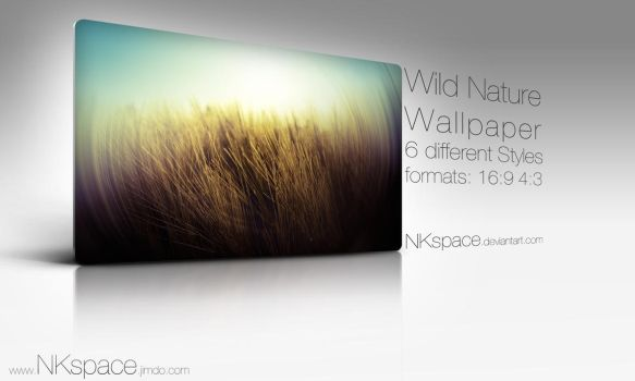Wild Nature Wallpaper by NKspace