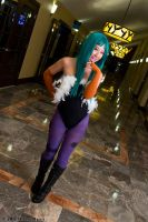 Morrigan Aensland 3 by Insane-Pencil