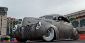 Bare Metal Lead Sled by KyleAndTheClassics
